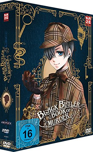 Black Butler: Book of Murder - [DVD]