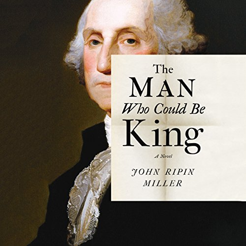 The Man Who Could Be King audiobook cover art