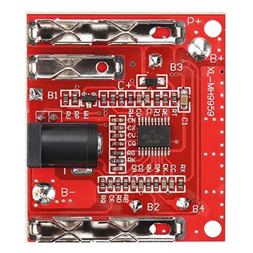 Akozon Battery Board Module 5S 18/21V 20A lithium-ionen lithium batterij pakket bescherming printplaat farmaceutische module voor elektrisch gereedschap