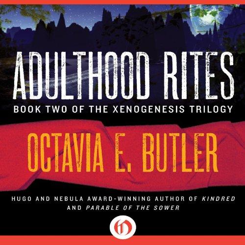 Adulthood Rites cover art