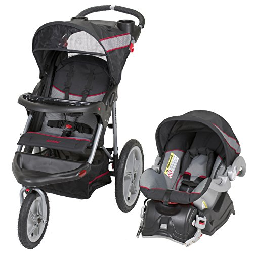 Baby Trend Range Jogger Travel System, Millennium