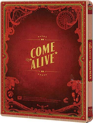 『グレイテスト・ショーマン ブルーレイ版 リミテッド・エディション スチールブック仕様 [Blu-ray]』の7枚目の画像