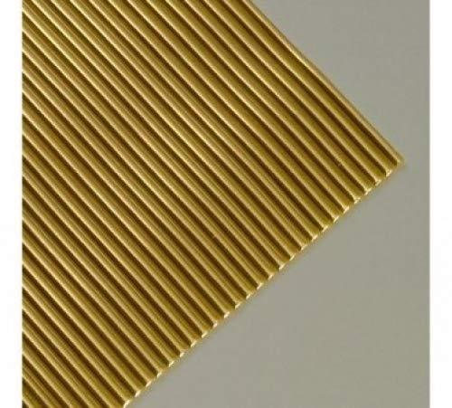 """efco """"Rund Wachs Streifen, Gold Brilliant, 200x 2mm, 29"""