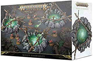 Games Workshop Warhammer Age of Sigmar: Skaven Gnawholes
