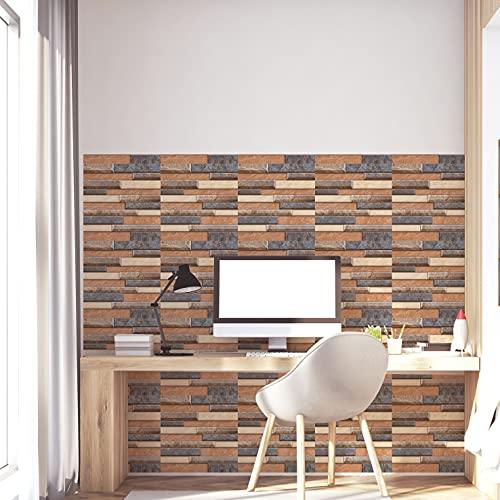 Borde,5 hojas,60*60CM,Adhesivos de pared,3D,Autoadhesivo,Espuma gruesa,Impermeable,Pared de sala de estar y Dormitorio y fondo,Decoración,Decoración,Arte,Bricolaje,Decoración del hogar