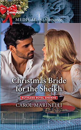 Christmas Bride for the Sheikh (Ruthless Royal Sheikhs Book 2)