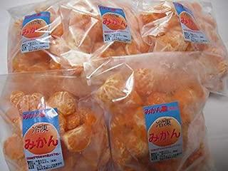 訳あり 冷凍みかん 宮崎県産 温州みかん ご家庭用 5kg(1kg×5袋)