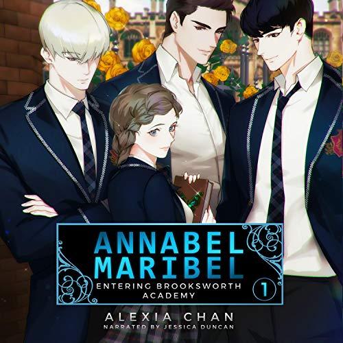 Annabel Maribel cover art