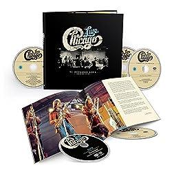 commercial Chicago: VI Decades live (4CD / 1DVD) chicago box set
