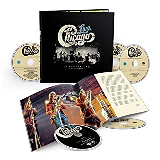 Chicago: Vi Decades Live (This Is What We Do) by Chicago (B079PT1MWV)   Amazon price tracker / tracking, Amazon price history charts, Amazon price watches, Amazon price drop alerts
