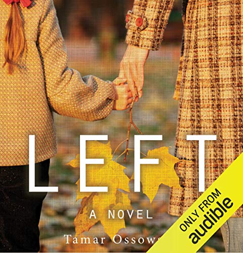 Left audiobook cover art