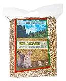 HEU-HEINRICH® 6 x 1kg Bio - Stroh - weiches Einstreu für Ihr Heimtier