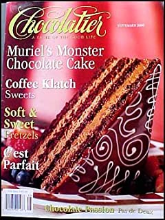 chocolate magazine ads