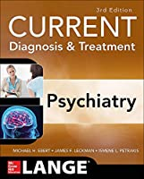 Current Diagnosis & Treatment: Psychiatry