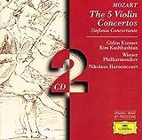 Concerti Per 5 Violini E Orchestra (K.207,K211,K,216,K218,K219)...