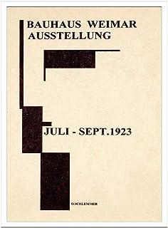 JIG アートポスター デザイナーズ コレクション バウハウス Weimar Ausstellung 1923 IBH-70039