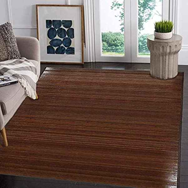 Clevr Venice Natural Bamboo 5 X 8 60 X96 Floor Mat