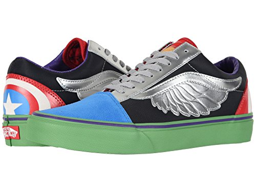 Vans Old Skool (Marvel) Avengers/Multi Kids 12