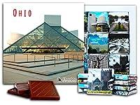 "DA CHOCOLATE キャンディ スーベニア ""OHIO"" OHIO チョコレートセット 5×5一箱 (Pyramid)"