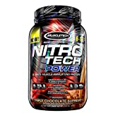 Muscletech Nitrotech Power Supreme Performance Series - 907 g (Triple Chocolate)