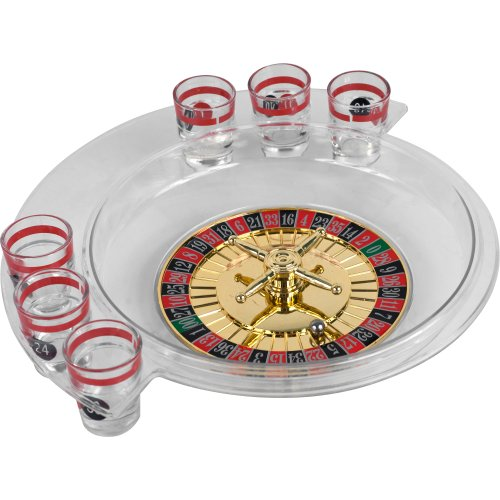 TG The Spins Roulette Drinking Game