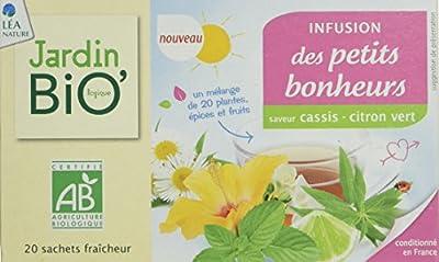 Jardin Bio l'Infusion des Petits Bonheurs 30 g parent