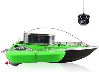 インテリジェントベイトボート、デュアルモーターワイヤレスリモコン魚群探知機、リモコン距離300-500m、シングル/ダブルヘッド、モデル:EAL