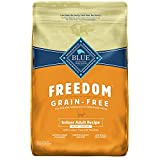 Blue Buffalo Freedom Grain Free Natural Indoor Weight Control Adult Dry Cat Food Chicken 11-lb.