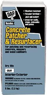 Dap 10466 Concrete Patcher and Resurfacer 5-Pound
