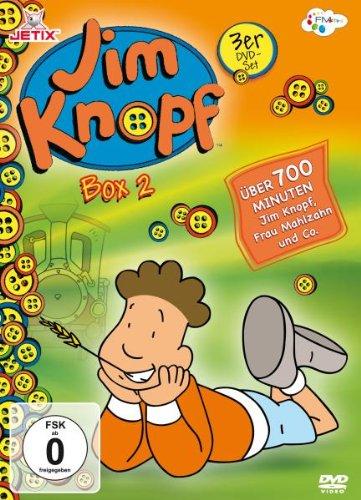 Jim Knopf Box 2 (3-DVD)