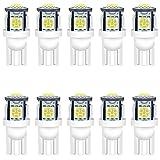 10-Stück Weiß T10 194 168 501 Glühlampe 24V 0.8W Hohe Helligkeit Lampe Litch