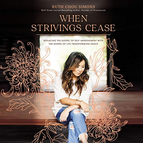 When Strivings Cease cover art