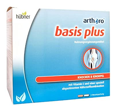 hübner Arthoro® Basis Plus (3-Monatspackung) Kapseln 270 Stück