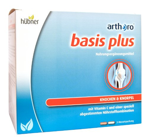 Arthoro basis plus (3-Monatspackung) (270 g)