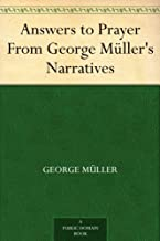 answers to prayer george muller