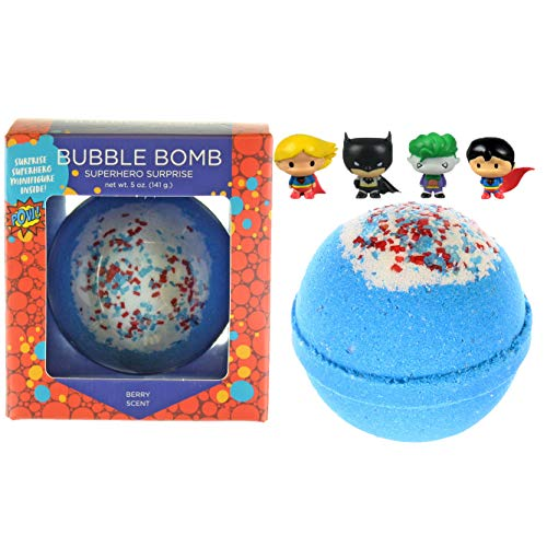 Superhero Bubble Bath Bomb for Kids…