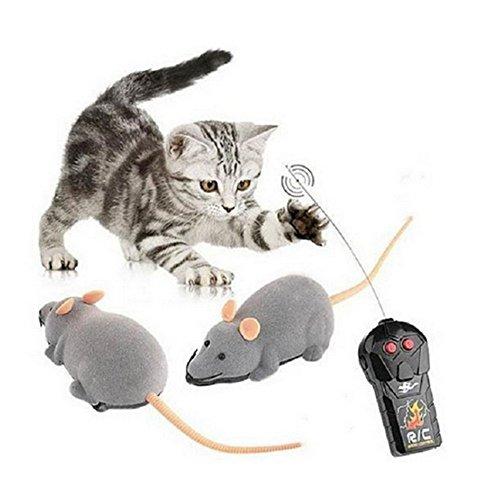 OFT Running Topo, giocattolo elettrico con telecomando senza fili