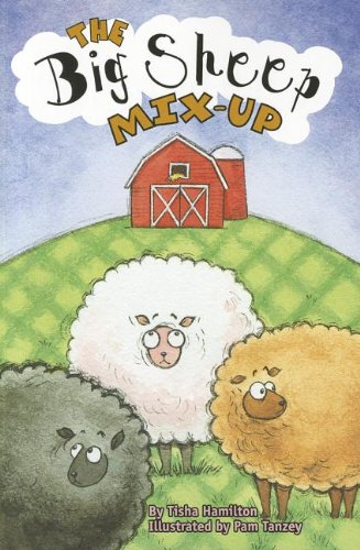 The Big Sheep Mix-Up (Very First Chapters: Set 2, Band 10)
