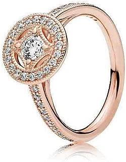 Vintage Allure Rose Gold Ring