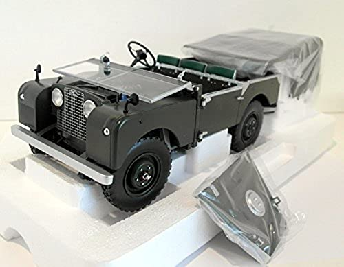 Land Rover Series 1, matt-oliv, RHD, 1948, Modellauto, Fertigmodell, Minichamps 1 18