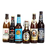 Beer Hawk German Craft Beer Selection – 6 x Beer Mixed Case Gift Set - Perfect Beer Present for any Beer Lover, AMX092