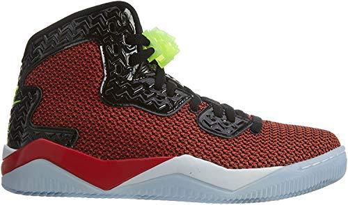 Nike Herren Air Jordan Spike Forty Turnschuhe, Rot/Grün/Schwarz/Weiß (Unvrsty Rot/GHST Grn-Blk-White-), 40 1/2 EU