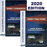 Series 7 Exam Course Textbook and Final Exam Book