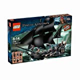 LEGO Pirates of The Caribbean Black Pearl 4184