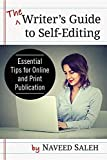 Image of The Writer's Guide to Self-Editing: Essential Tips for Online and Print Publication