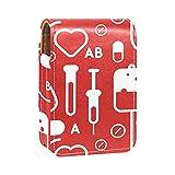 qfkj Caja de Almacenamiento de lápiz Labial Caja de Embalaje,Tipo de extracción de Sangre