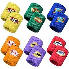 24 Stück Kinder Sport Armbänder