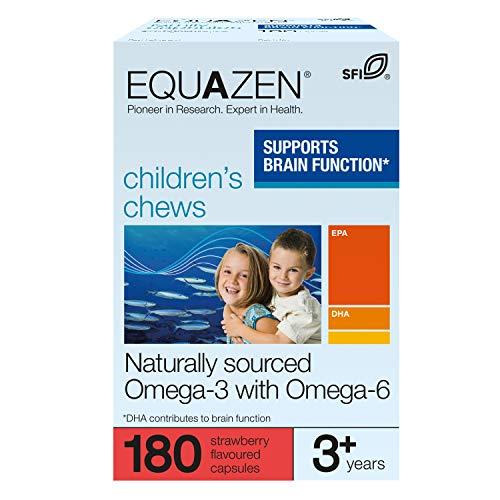 Equazen Eye Q masticars, 180tapas