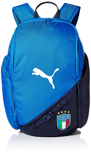 PUMA Mens Italy Licensed Backpack One Size, Team Power Blue/Peacoat