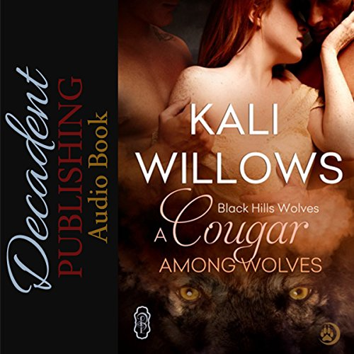 A Cougar Among Wolves audiobook cover art